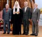В Москве вручили Патриаршую литературную премию