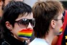 Гей-парад в Кишиневе длился несколько минут
