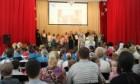 В УПЦ наградили многодетные семьи священников