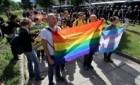 В Киеве задержаны более десятка противников гей-парада