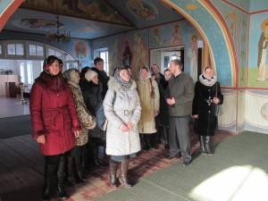 В Почаеве прошел новогодний молодежный форум