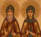 В РПЦ утвердили молитву святым Петру и Февронии