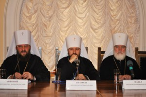 В Москве подвели итоги Архиерейского Собора