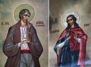 В Кафедральном соборе Черкасс обновились фрески
