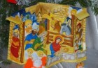 В галерее «Соборная» проходит детская выставка-конкурс «Наше Рождество»