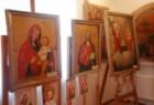 В Луцке презентовали отреставрированные иконы XVIII века
