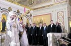 Более 10 млн. украинцев участвовали в пасхальных богослужениях