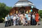 В Киеве прошел семейный праздник под «Куполом»