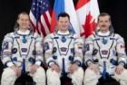 Архиерей РПЦ встретил приземлившихся космонавтов МКС